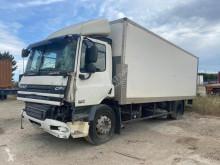 Ciężarówka DAF CF75 310 furgon powypadkowa