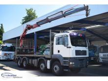 Lastbil MAN TGA 35.390 flatbed brugt