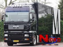 Camião MAN TGA 18.360 furgão usado