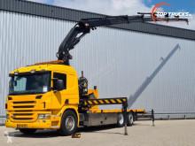 Lastbil Scania P 340 flatbed brugt