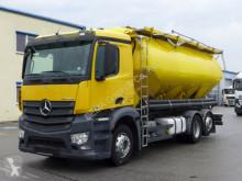 Mercedes Antos Antos 2545*Euro 6*TÜV*Retarder*Kompressor*31m gebrauchter Tankfahrzeug