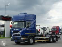 Ciężarówka podwozie Scania R 450/6X2/BDF-7,2M/RETARDER/I-CO