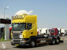 Camión Scania R 450/6X2/BDF-7,2M/RETARDER/EURO 6 PDE/I-COOL/ chasis usado
