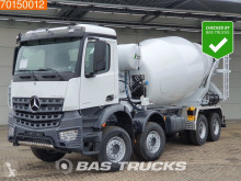 Camion Mercedes 4542 New! Manual Big-Axle Stetter Mixer 12m3 béton toupie / Malaxeur neuf