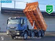 Camion Iveco Trakker benă trilaterala second-hand