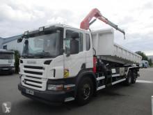 Camión Scania P 360 Gancho portacontenedor usado