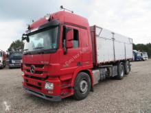 Tipper truck Mercedes-Benz Actros 2555 6x2*4 V8 Euro 5 Tipper