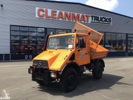 Camion Unimog U90 tri-benne occasion
