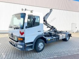 Caminhões Mercedes Atego 1228 L 4x2 1228 L 4x2 Sitzhzg. poli-basculante usado