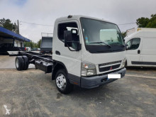 Mitsubishi Fuso Canter 7C18 truck used standard flatbed