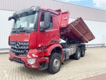 Mercedes hátra és két oldalra billenő kocsi teherautó Arocs 2645 K 6x4 2645 K 6x4, Bordmatik, Retarder