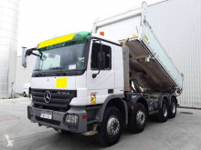 Mercedes two-way side tipper truck Actros 4144