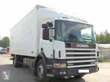 Scania D 94 D 300 Koffer *Opticruise* truck used box
