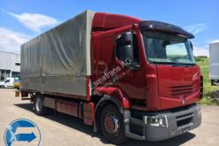 Renault ponyvával felszerelt plató teherautó Premium PREMIUM 410