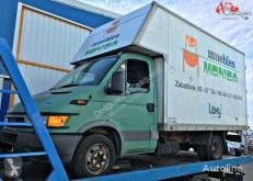 Ciężarówka Iveco 35C13 furgon używana