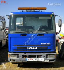 Camião porta contentores Iveco 60 E14