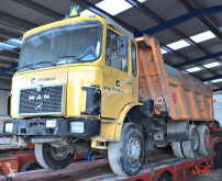 Teherautó MAN 3320 használt billenőkocsi