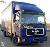 Camion MAN 12. 192 FLBL rideaux coulissants (plsc) occasion