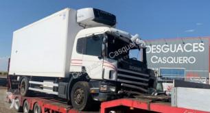 Lastbil Scania 94L 4X2 køleskab brugt
