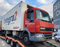 Camión furgón DAF 45 220