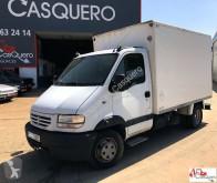 Vrachtwagen bakwagen Renault MASCOT 140.65
