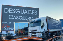 Iveco STRALIS 350 truck used tautliner