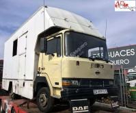 Камион Nissan EBRO фургон втора употреба