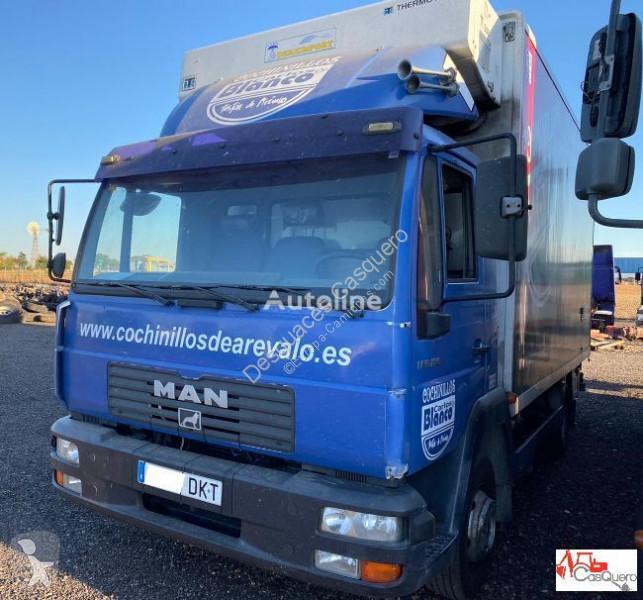 Voir les photos Camion MAN 9.185 LC