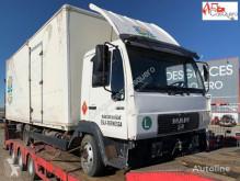 Camion fourgon MAN 8163