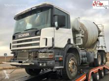 Camión Scania 94C310 hormigón cuba / Mezclador usado