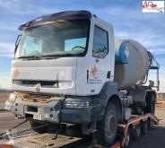 Kamión betonárske zariadenie domiešavač Renault 320.26
