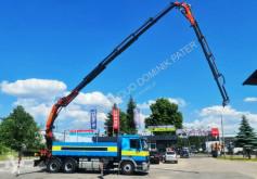 卡车 底盘 奔驰 ACTROS 2644 6x4 PALFINGER 44002 FLY JIB EURO 5