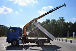 Caminhões estrado / caixa aberta MAN TGA 18.400 4x4H Palfinger PK 12000 Kipper