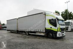 Camion rideaux coulissants (plsc) Iveco STRALIS 420, EURO 6, 20 PALLETS+PANAV TV010L