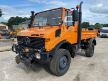 Camion benne Mercedes Unimog U 1450
