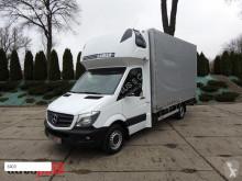 Vrachtwagen Mercedes SPRINTER316 PLANDEKA WINDA 8 PALET KLIMATYZACJA WEBASTO [ 6400 tweedehands met huifzeil
