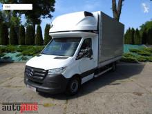 Ciężarówka Plandeka Mercedes SPRINTER316