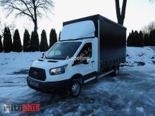 Ciężarówka Ford TRANSITPLANDEKA WINDA 8 PALET KLIMATYZACJA [ 0374 ] Plandeka używana