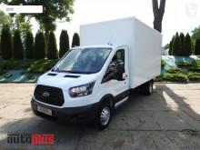 Ciężarówka Ford TRANSITKONTENER WINDA 8 PALET KLIMATYZACJA [ 9290 ] furgon używana