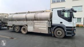 Camião cisterna Iveco Stralis 420 6x2 (Nr. 4860)