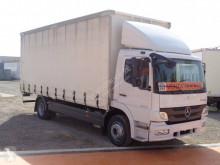 Camião Mercedes Atego 1224 cortinas deslizantes (plcd) usado