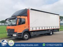 Camion Mercedes 1223 bär 1500 kg lift rideaux coulissants (plsc) occasion