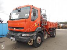 Camion bi-benne Renault Kerax 260