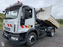Camion polybenne Iveco Eurocargo 140 E 25