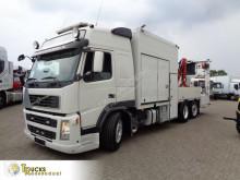 Camion plateau Volvo FM 420