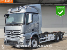 Camion châssis Mercedes Actros 2551