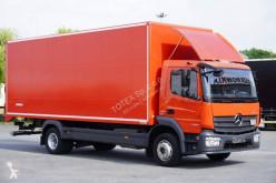 Mercedes konténerszállító teherautó Atego 1224