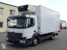 Camion frigo Mercedes Atego Atego 816*Euro6*Carrier Supra*Klima*5,10m Koffer