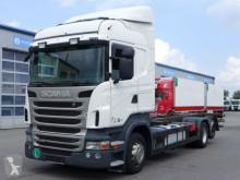 Camião chassis Scania R400*Euro5*Retarder*Liftachse*