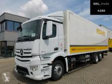 Lastbil Mercedes Antos Antos 2536 /Ladebordwand/Carrier/Lenk-Lif køleskab brugt